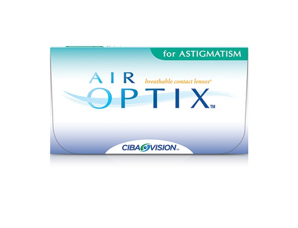 Air Optix Aqua toric