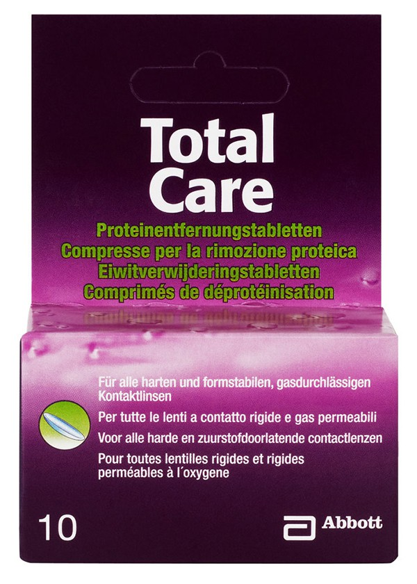 Total Care Proteintabletten